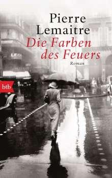 Pierre Lemaitre: Die Farben des Feuers, Buch