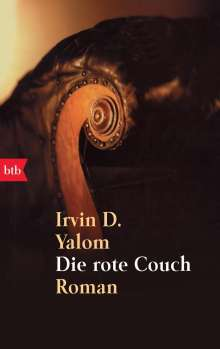 Irvin D. Yalom: Die rote Couch, Buch