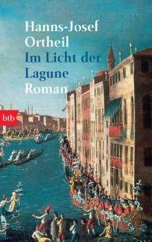 Hanns-Josef Ortheil: Im Licht der Lagune, Buch