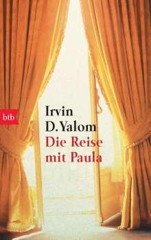 Irvin D. Yalom: Die Reise mit Paula, Buch