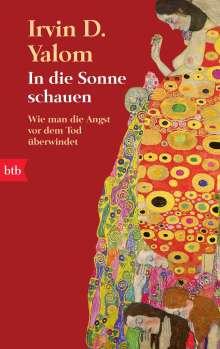 Irvin D. Yalom: In die Sonne schauen, Buch