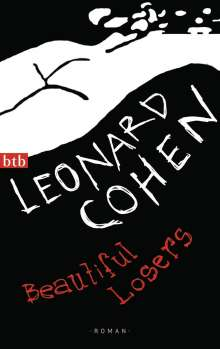 Leonard Cohen: Beautiful Losers, Buch