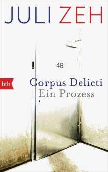 Juli Zeh: Corpus Delicti, Buch