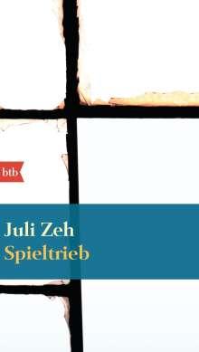 Juli Zeh: Spieltrieb, Buch