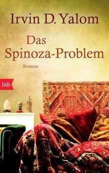 Irvin D. Yalom: Das Spinoza-Problem, Buch