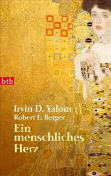 Irvin D. Yalom: Ein menschliches Herz, Buch