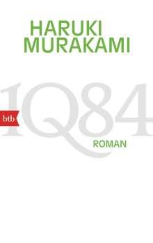 Haruki Murakami: 1Q84  (Buch 1, 2), Buch