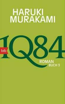 Haruki Murakami: 1Q84  (Buch 3), Buch