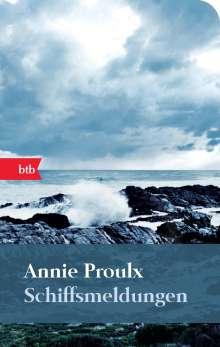 Annie Proulx: Schiffsmeldungen, Buch