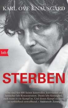 Karl Ove Knausgård: Sterben, Buch