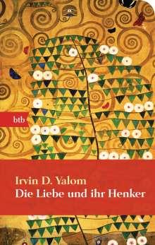 Irvin D. Yalom: Die Liebe und ihr Henker, Buch