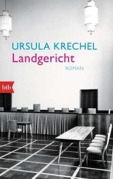 Ursula Krechel: Landgericht, Buch
