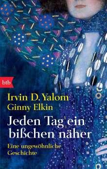 Irvin D. Yalom: Jeden Tag ein bißchen näher, Buch