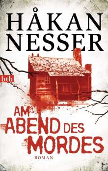 Håkan Nesser: Am Abend des Mordes, Buch
