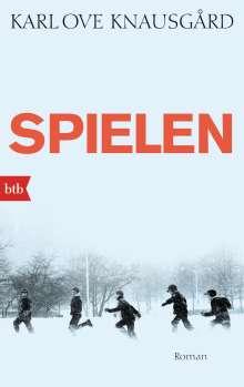 Karl Ove Knausgård: Spielen, Buch