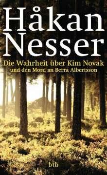 Håkan Nesser: Die Wahrheit über Kim Novak und den Mord an Berra Albertsson, Buch