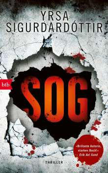 Yrsa Sigurdardóttir: SOG, Buch