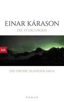 Einar Kárason: Die Sturlungen, Buch