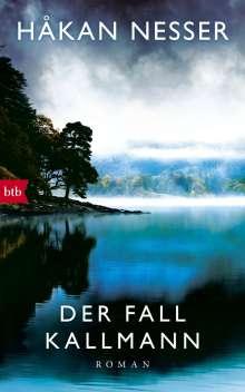 Håkan Nesser: Der Fall Kallmann, Buch