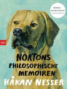Håkan Nesser: Nortons philosophische Memoiren, Buch