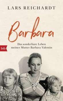 Lars Reichardt: Barbara, Buch