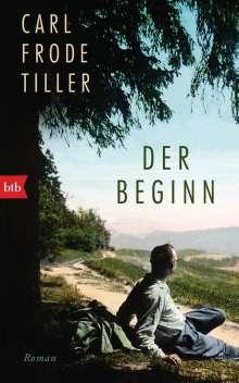 Carl Frode Tiller: Der Beginn, Buch