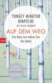 Yongey Mingyur Rinpoche: Auf dem Weg, Buch