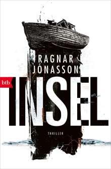 Ragnar Jónasson: Insel, Buch