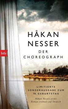 Håkan Nesser: Der Choreograph, Buch