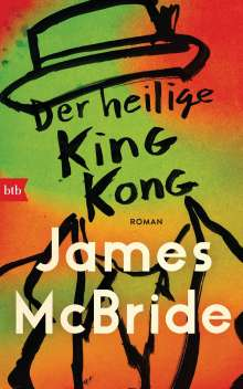 James McBride: Der heilige King Kong, Buch