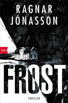 Ragnar Jónasson: Frost, Buch