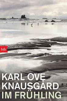 Karl Ove Knausgård: Im Frühling, Buch