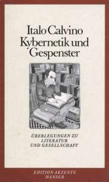 Italo Calvino: Kybernetik und Gespenster, Buch