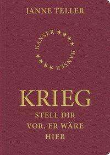 Janne Teller: Krieg, Buch