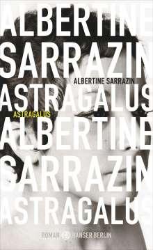 Albertine Sarrazin: Astragalus, Buch