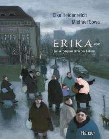 Michael Sowa: Erika, Buch