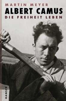 Martin Meyer: Albert Camus, Buch