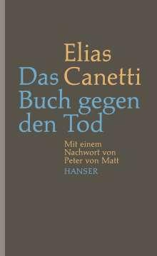 Elias Canetti: Das Buch gegen den Tod, Buch