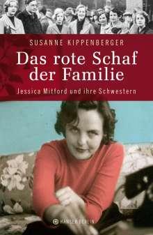 Susanne Kippenberger: Das rote Schaf der Familie, Buch