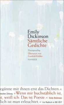 Emily Dickinson: Sämtliche Gedichte, Buch