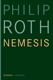 Philip Roth: Nemesis, Buch