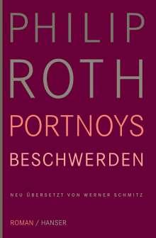 Philip Roth: Portnoys Beschwerden, Buch