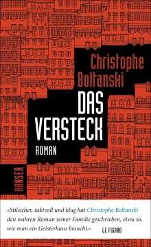 Christophe Boltanski: Das Versteck, Buch