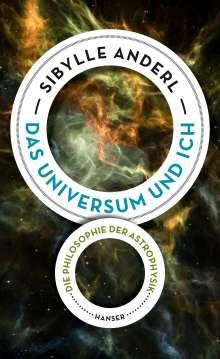 Sibylle Anderl: Das Universum und ich, Buch