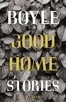 T. C. Boyle: Good Home, Buch