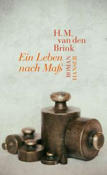 H. M. Van Den Brink: Ein Leben nach Maß, Buch