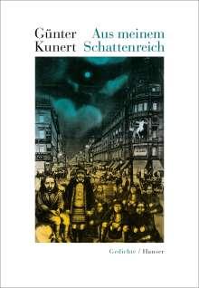 Günter Kunert: Aus meinem Schattenreich, Buch