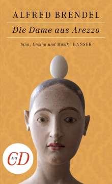 Alfred Brendel: Die Dame aus Arezzo, Buch