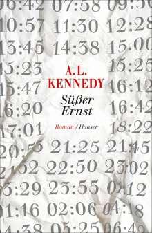 A. L. Kennedy: Süßer Ernst, Buch