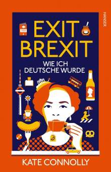 Kate Connolly: Exit Brexit, Buch
